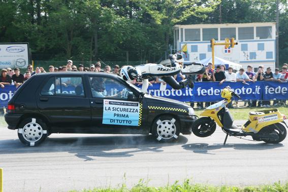CONCORSO GIOVANE MOTOCICLISTA E NEOPATENTATO DELL'ANNO 2007