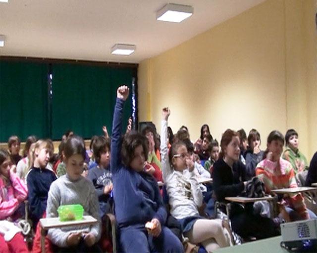 Lezioni di Sicurezza all'Istituto Comprensivo di Maserada sul Piave