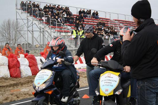 """VENERDÌ 6 FEBBRAIO 2009 """"IL SISTEMA TREVISO"""" A ROMA MOTODAYS: """"IL FARE DELLA SICUREZZA STRADALE"""""""
