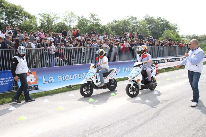 giovane motociclista dell'anno 2010
